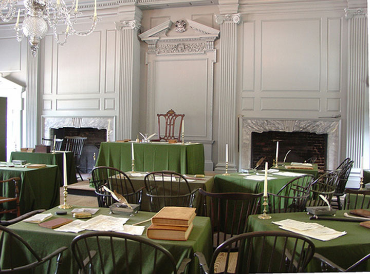 D r dimes museums independence hall for Furniture r us philadelphia