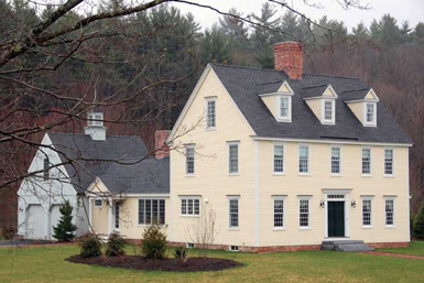 D.R.DIMES Resources Classic Colonial Homes