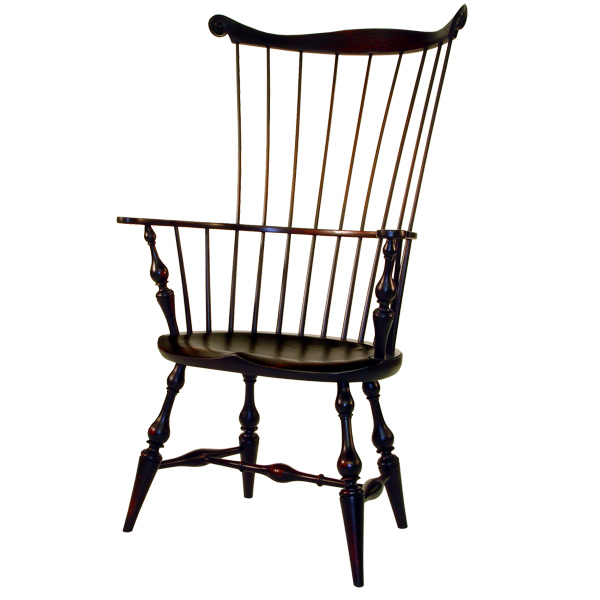 18th Century Antique Reproduction Windsor Chairs Fanbacks And Comb Backs  Country Comb Back Windsor
