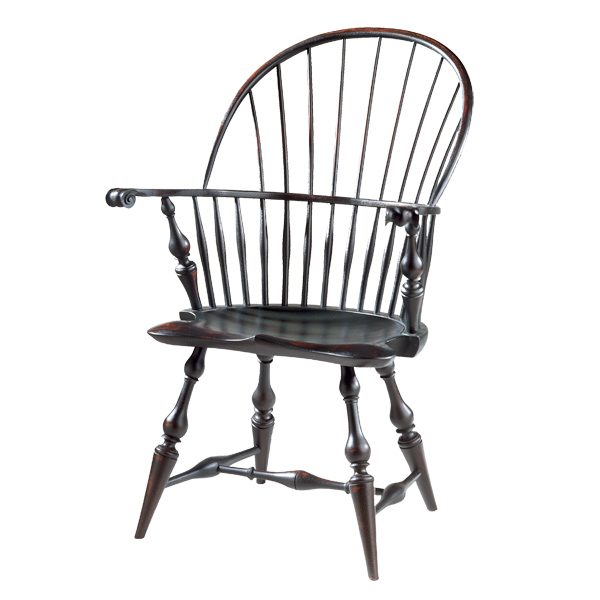 18th Century Antique Reproduction Windsor Chairs Bowbacks U0026 Sack Backs  Wallace Nutting Windsor Arm Chair