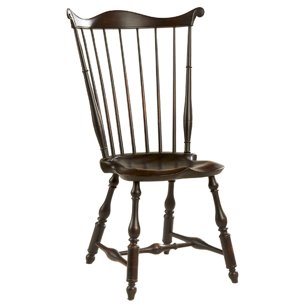 18th century antique reproduction Windsor Chairs Fanbacks and Comb-Backs  Lancaster Fanback Windsor Chair - D.R.DIMES Lancaster Fanback Windsor Chair - Windsor Chairs