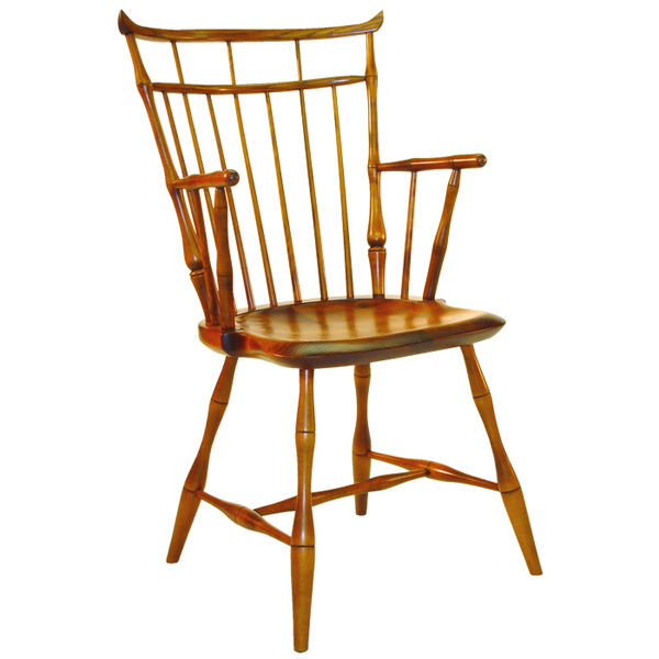 D R Dimes Bird Cage Windsor Arm Chair Windsor Chairs