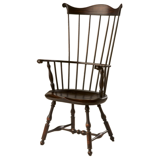 18th Century Antique Reproduction Windsor Chairs Fanbacks And Comb Backs  Lancaster Comb Back Windsor