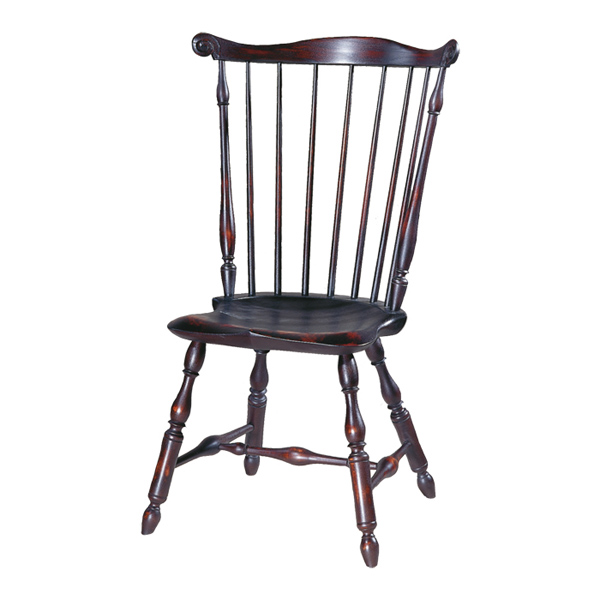 18th Century Antique Reproduction Windsor Chairs Fanbacks And Comb Backs  Philadelphia Fanback Windsor Chair