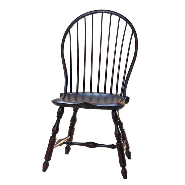 18th Century Antique Reproduction Windsor Chairs Bowbacks U0026 Sack Backs  Henzey Bowback Side Windsor Chair