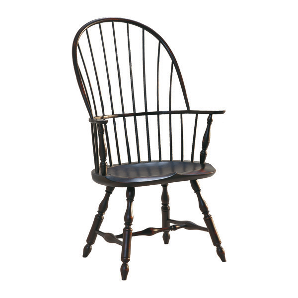 18th century antique reproduction Windsor Chairs Bowbacks & Sack-Backs  Henzey Sackback Windsor Arm Chair - D.R.DIMES Henzey Sackback Windsor Arm Chair - Windsor Chairs