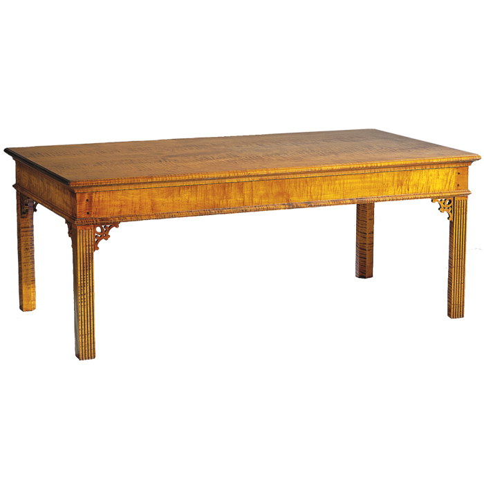 Dimes chippendale coffee table occasional tables coffee tables