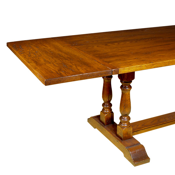 dimes twin turning trestle table dining tables trestle tables