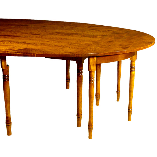 D R Dimes 94 Quot Shaker Dropleaf Table Dining Tables