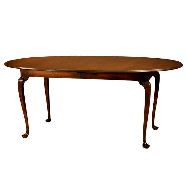 DRDIMES Custom Queen Anne Dining Table Dining Tables