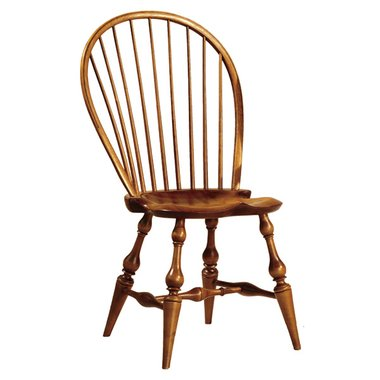 D R Dimes Bowback Side Windsor Chair Windsor Chairs