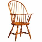 Bowback Arm Windsor Chair