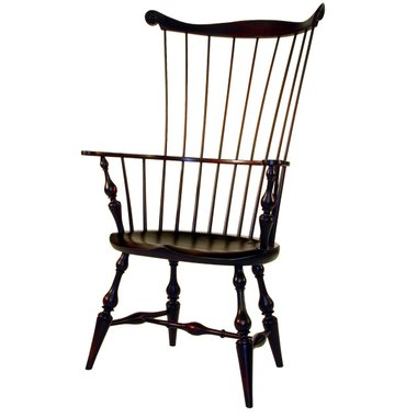 D R Dimes Country Comb Back Windsor Chair Windsor Chairs