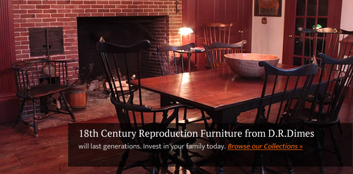 18th century reproduction furniture